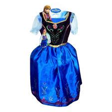 Disney Frozen Anna Child Girls Costume Size 4-6 NEW