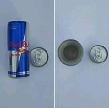 Secret Stash Diversion safe Can box red bull With  Storage Compartment