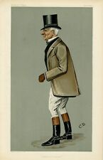 FOX HUNTING SPORTMAN AND JUSTICE OF THE PEACE FATHER OF THE BELVOIR HUNT
