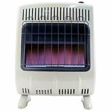 Mr. Heater Corporation Vent-Free 20,000 BTU Blue Flame Propane Heater, Multi