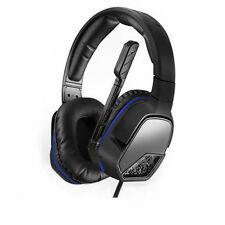 PDP Afterglow LVL 3 Black Stereo Headsets for PlayStation 4
