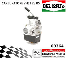 09364 Carburatore VHST 28mm BS DELL'ORTO new version valvola piatta