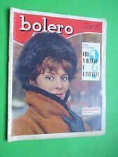 Bolero 1963 820 Giulia Lazzarini Walter Clairs Milva Sofia Loren Sophia