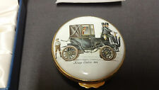Collectable Boxed Heritage Stafford Enamels Lidded Trinket Pot Krieger Electric