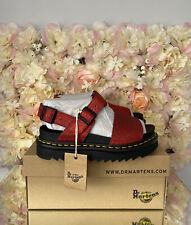 Dr Martens Voss Glitter Sandals UK 5 Brand New RARE Discontinued