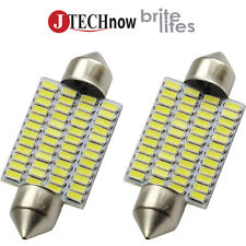 "Jtech 2x 42mm(1.72"") 48 SMD Extremely Super Bright LED Bulb 211, 212 211-2 212-2"
