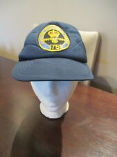 VTG Ontario Provincial Police 75th Anniversary Snapback Trucker Hat OPP 1984