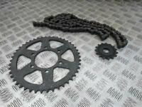 Kawasaki KLE 650 VERSYS A7F-A9F (2006-2009) NON ABS Sprocket Set Complete