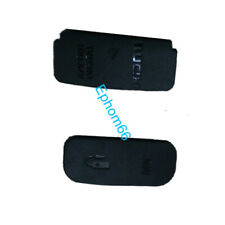 New USB / AV OUT/ HDMI/ MIC Rubber Cover for Canon EOS 650D Rebel T4i Kiss X6i