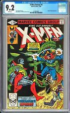 X-Men Annual #4 CGC 9.2 WHITE PAGES 1980 3724878001 Doctor Strange Appearance