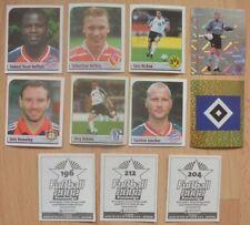 Panini Fußball Bundesliga 2001/2002 / 15 Sticker aus Liste aussuchen 2001 2002