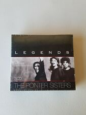 The Pointer Sisters / Legends (3-CD Set) - The Pointer Sisters - Audio CD