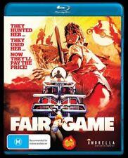 Fair Game | Ozploitation Classics (Blu-ray) NEW/SEALED