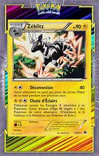 🌈Zéblitz - NB04:Destinées Futures - 48/99 - Carte Pokemon Neuve Française