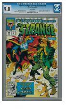 Doctor Strange, Sorcerer Supreme #38 (1992) CGC 9.8 White Pages ZZ383