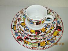 Mary Engelbreit Teapot Dinner Set (Rare Find)