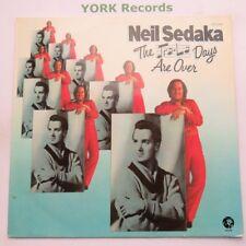 NEIL SEDAKA - The Tra-La Days Are Over - Excellent Con LP Record MGM 2315 248