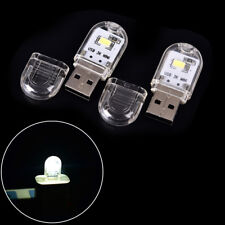 1pc Mini Portable LED Bright USB Night Light Lamp Gadgets for PC Laptop ECFHFA
