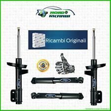 KIT 4 AMMORTIZZATORI ORIGINALI FORD MOTORCRAFT - FORD FIESTA VI - 08->17