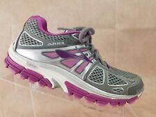 Brooks Ariel 14 Running Shoe Size 7.5 M Womens Purple Gray Athletic Sneaker