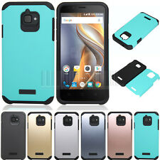 Armor Shockproof Bumper Hybrid Hard Phone Case Cover For Coolpad Catalyst 3622A