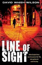 Line of Sight by David Whish-Wilson Paperback Book