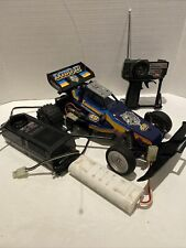 Nikko Lobo Ii #49 Radio Control Car Fram Buggy, 1 Remote Battery Charger Parts