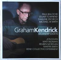 GRAHAM KENDRICK Worship Duets (2013) 10-track CD album BRAND NEW