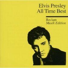 ELVIS PRESLEY - ALL TIME BEST-ELVIS 30 #1 HITS-RECLAM MUSIK  CD  31 TRACKS NEU