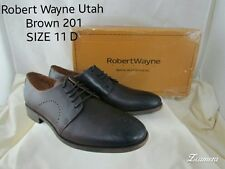 Robert Wayne Utah   Round Toe Leather Oxford size 11