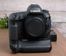 Canon EOS 5D Mark IV 30.4MP Digital SLR Camera - Black Body w/BG-E20 Batt Grip