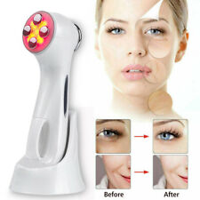 Electroporation Rf Facial Machine Anti-wrinkle Tightening Care Beauty Tool Led