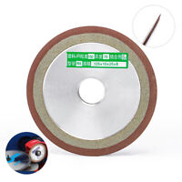 125mm Diamond Grinding Wheels Cutting Disc For Milling Cutter Sharpener Tools