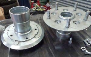 Aston Martin DBS V8 / AM V8 Front Wheel Hubs (x2) A Pair (1968-1989)