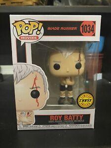 Roy Batty CHASE Funko Pop Movies 1034 Blade Runner RARE