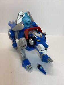 Voltron Legendary Defender Combiner Figure Blue Lion 2017 Playmates Netflix