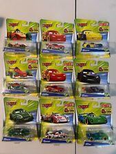 NEW Disney Pixar Cars - Carnival Cup - Set of 9 Cars MOC Brand New
