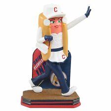 Onion Cleveland Indians Hot Dog Derby Mascot Bobblehead MLB