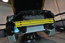Mishimoto Front Mount Intercooler 2015-2018 2.3 EcoBoost Mustang - Black