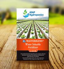 New listing Masterblend 4-18-38 hydroponics fertilizer -2 Pounds-