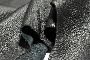 Imagine Black Sands Brahma Leather Cow Hide Cowhide Premium Quality Upholstery