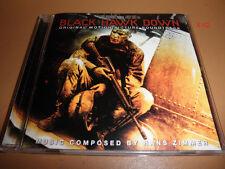 BLACK HAWK DOWN soundtrack CD hans ZIMMER rachid taha LISA GERRARD joe strummer