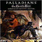 The Devil's Trill [Sacd/CD Hybrid], Palladians, Very Good SACD