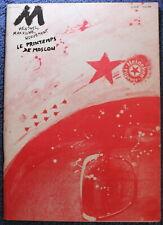Mensuel Marxisme Mouvement - n°10 de 1987