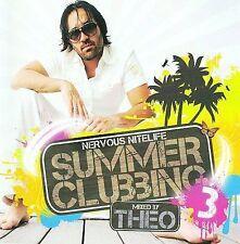 Nervous Nitelife: Summer Clubbing, Vol. 3 by DJ Theo CLUBWORXX JEWEL KID MARCO V