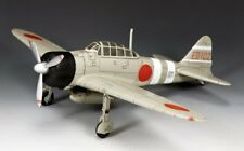 Imperial Japanese Navy A6M 'Zero' JN046 King & Country WWII Model Airplane LE150