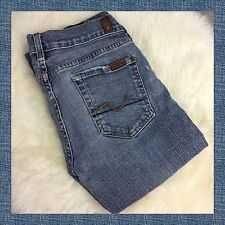 Women's 7 For All Mankind Nikita Boot Cut Jeans Size 25