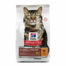 Hills Science Plan Feline Hairball Control Mature Adult Senior 7+ 1.5kg Cat Food