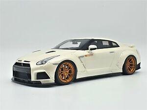GT Spirit Nissan Skyline R35 GTR Prior Design *Rare* 1:18 Scale Model Car - Bran