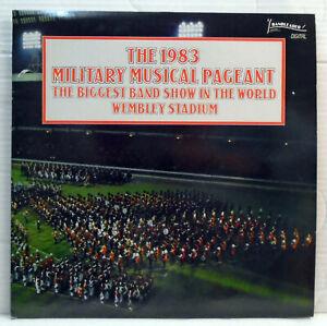 1983 Military musical pageant - vinyl 2 LP set  BNC 3001 Digital